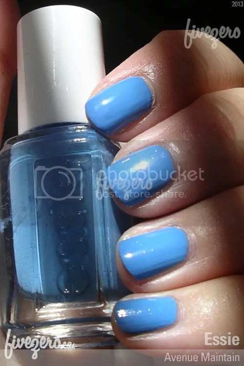 Essie Nail Polish in Avenue Maintain, swatch