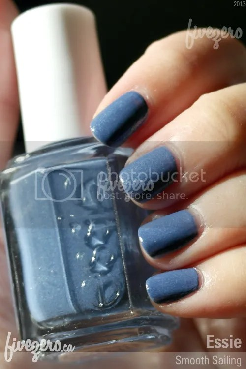 Essie Nail Polish in Smooth Sailing, swatch
