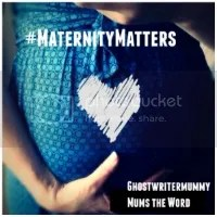 Maternity Matters~ Ghostwritermummy