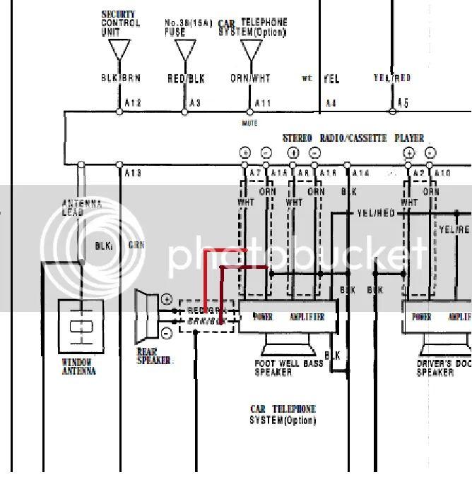 mb quart subwoofer wiring diagram