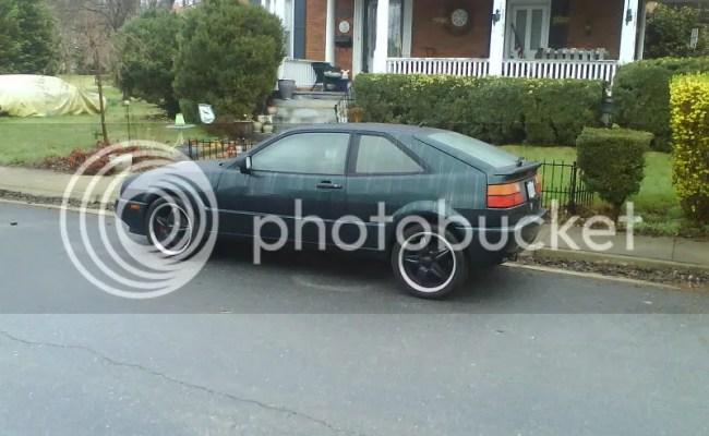 Vwvortex Wts 1992 Corrado Slc Vr6 Classic Green