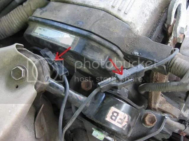 2003 Ford Focus Alternator Fuse
