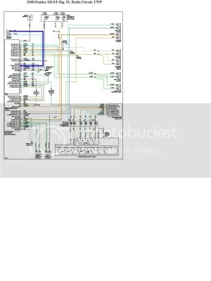 Can you make out the wiring diagram?  Pontiac G8 Forum