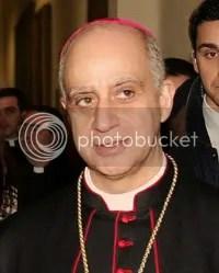 Monsignor Fisichella
