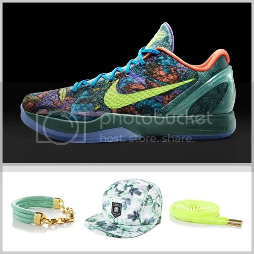 "super popular fada0 ce75b Nike Zoom Kobe 6 ""Prelude"" Limited Release Release Date : 01/11/14. Retail  Price : $200. Rastaclat Match Up : SNOOP SIGNATURE SERIES – FRESH MINT, ..."