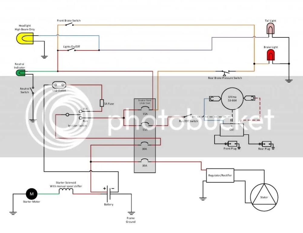 medium resolution of lowbrow custom wiring diagram