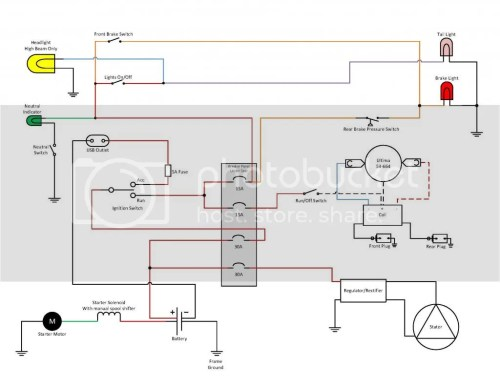 small resolution of lowbrow custom wiring diagram