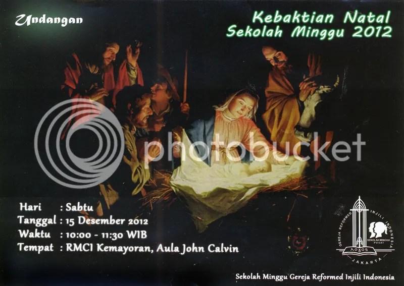 Kebaktian Natal