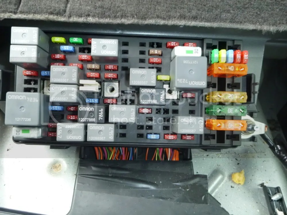 medium resolution of 2003 pontiac bonneville se fuse box and relay problems 2004 pontiac bonneville fuse box diagram 2004