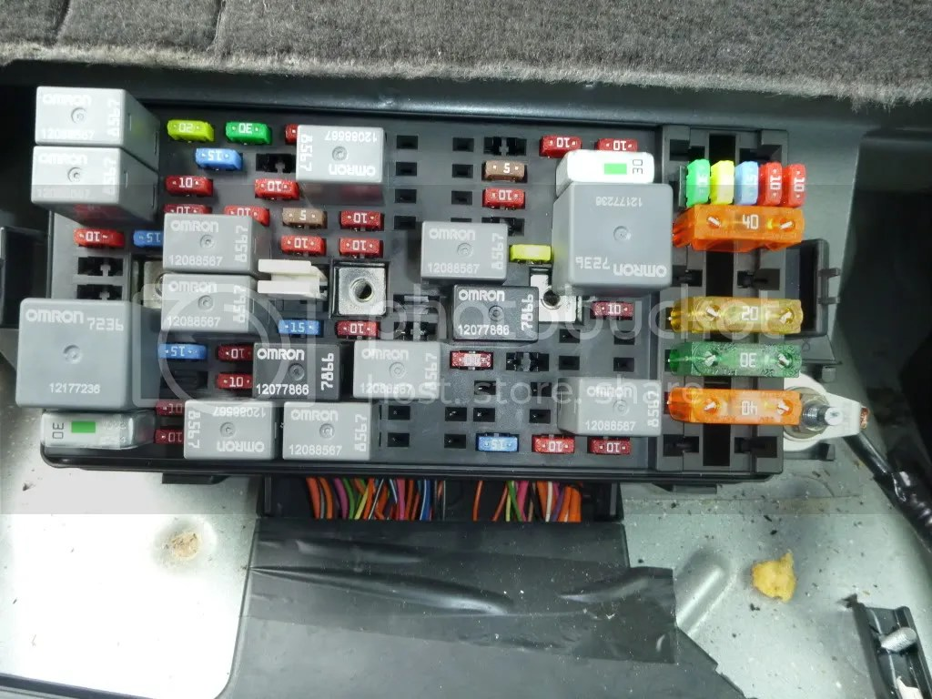hight resolution of 2003 pontiac bonneville se fuse box and relay problems 2004 pontiac bonneville fuse box diagram 2004