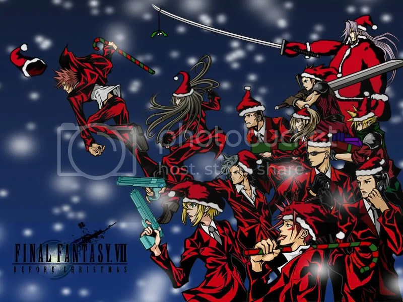 Final Fantasy Christmas.Final Fantasy Christmas All Things Final Fantasy