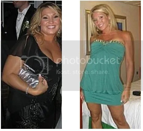 hcg weight loss results before and after