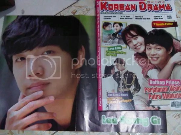Lee Seung Gi & TK2H in Indonesian Magazine | Everything Lee