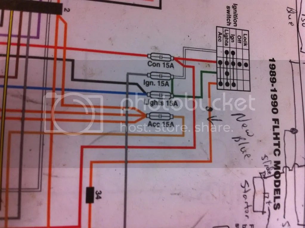 Wiring Diagram On Harley Davidson Circuit Breaker Wiring Diagram
