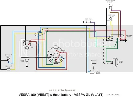 Vespatronic Wiring Diagram | wiring.candynd.co on