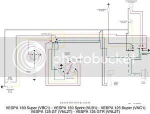 Modern Vespa : Electrical help please