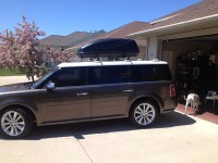 Ford Flex Yakima Roof Rack | 2017, 2018, 2019 Ford Price ...