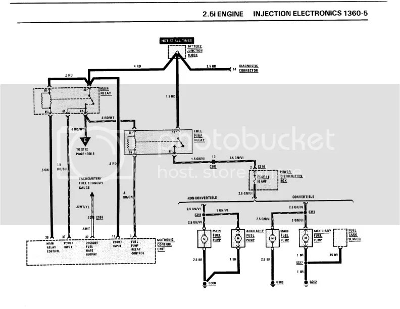 Bmw E Fuse Box Engine Control Wiring Diagram For You All