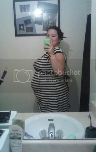 Chubby girls can have baby bumps   BabyCenter