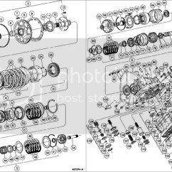 Ford 4r70w Transmission Diagram 2 Pickup Wiring Exploded View Tccoa Forums