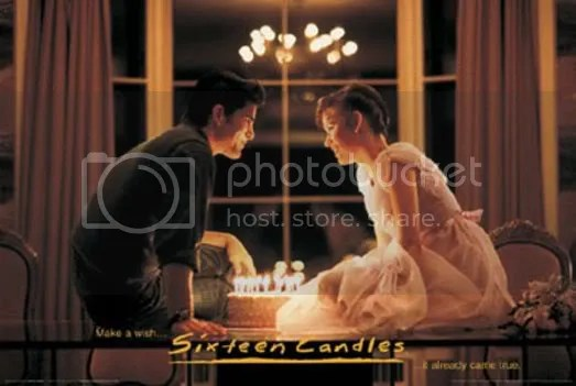 sixteen candles Pictures, Images and Photos