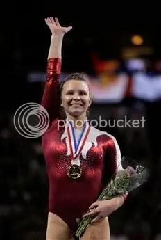 Bridget wins National Title