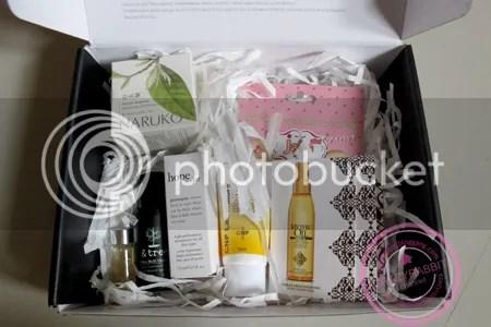 Review: เปิดกล่อง MY BrandBox ประจำเดือน กรกฎาคม จ้า (4/6)