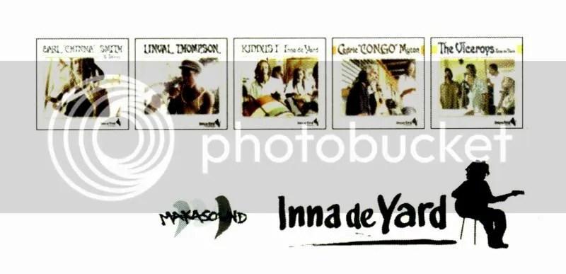 Inna de Yards catalog