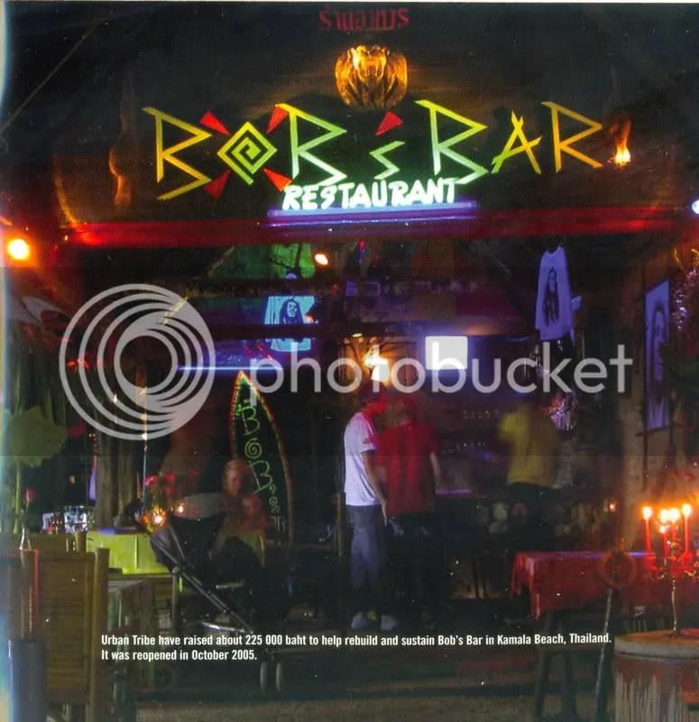 Urban Tribe - Bob's Bar