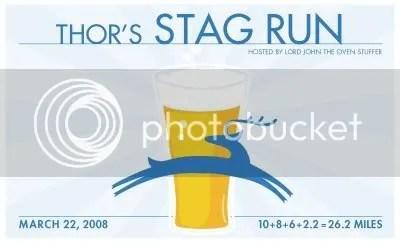 Stag Run Bib Number