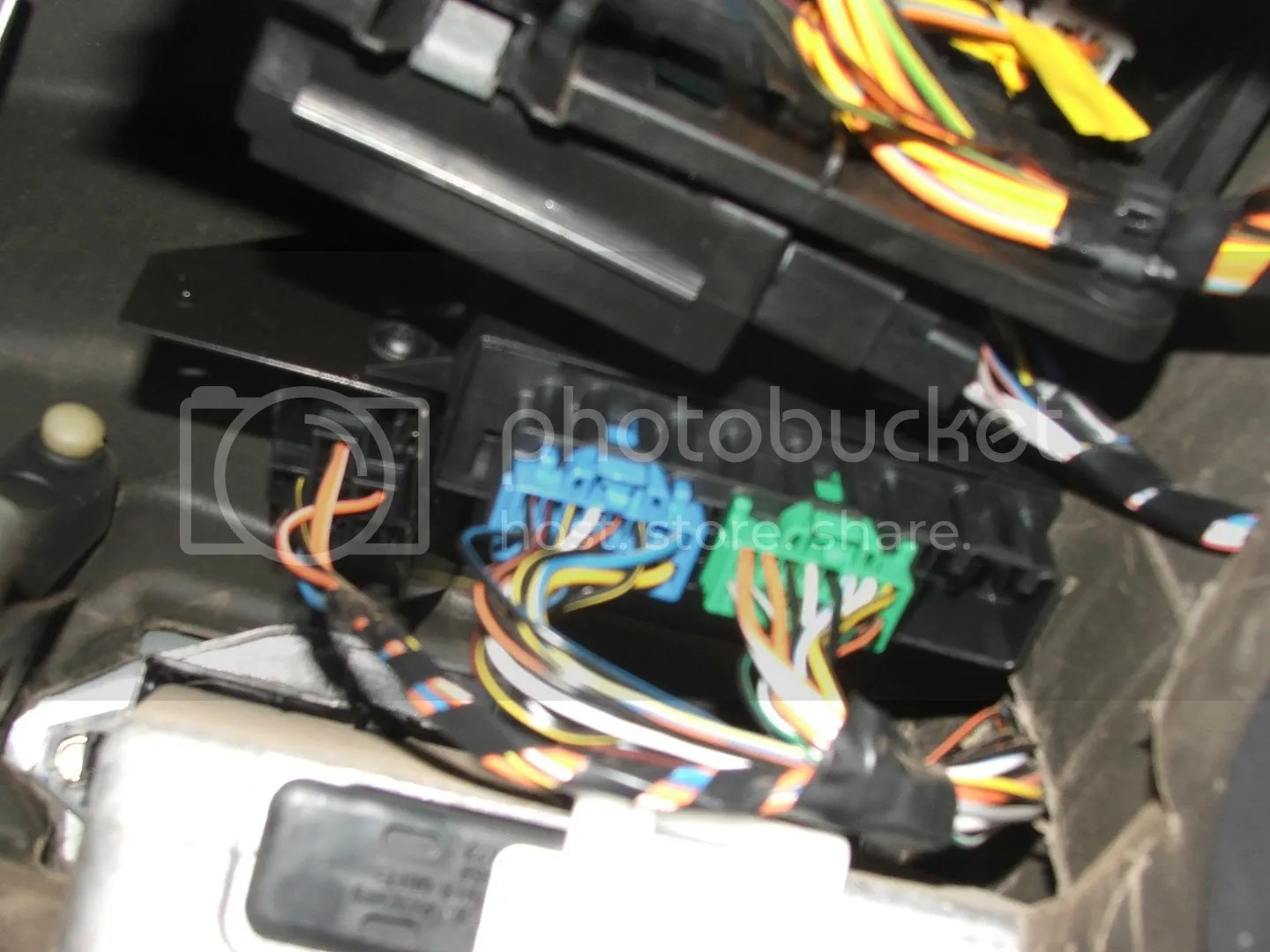2006 Ford Fiesta Mk7 Main Fuse Box Diagram