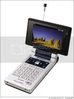 Mobile video telephone