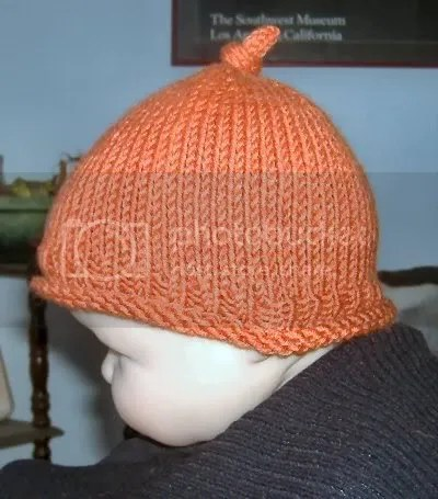 Knot Cap, Infant