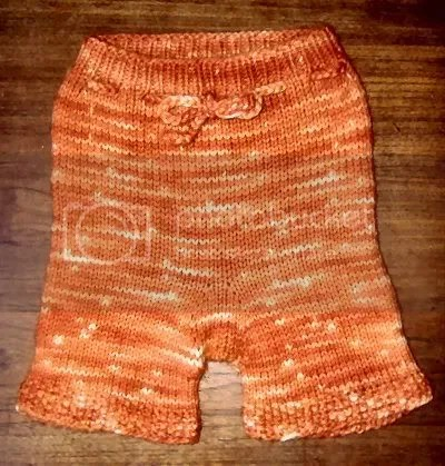 Snazzy Pants Shorties, Medium