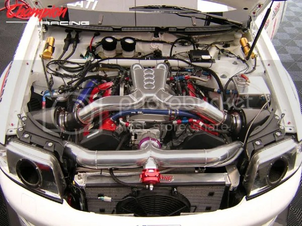 Audi 42 Twin Turbo why not