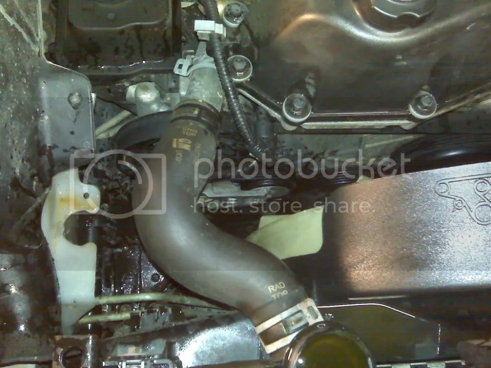 medium resolution of how to replace water pump pics chevy trailblazer trailblazer ss and gmc envoy forum