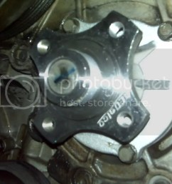 how to replace water pump pics chevy trailblazer trailblazer ss and gmc envoy forum [ 1024 x 768 Pixel ]