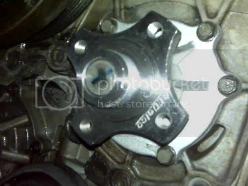 small resolution of how to replace water pump pics chevy trailblazer trailblazer ss and gmc envoy forum