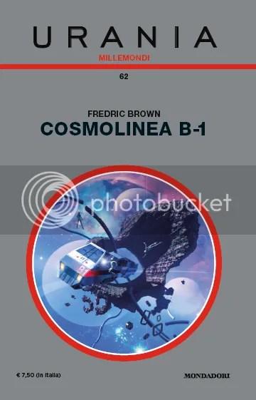 Urania Millemondi Cosmolinea B-1 copertina