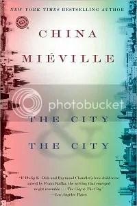 China Miéville la città e la città copertina
