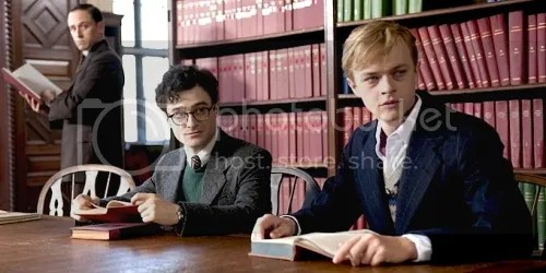 kill your darlings radcliffe dehann