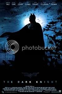the dark knight locandina