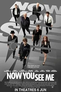 now you see me locandina