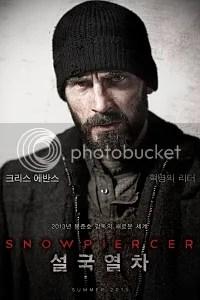 snowpiercer locandina