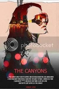 the canyons locandina