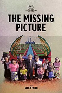 the missing picture locandina