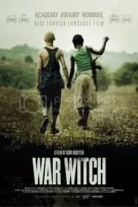 war witch locandina