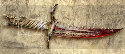 dragon tooth dagger ringil