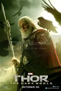 thor the dark world odin