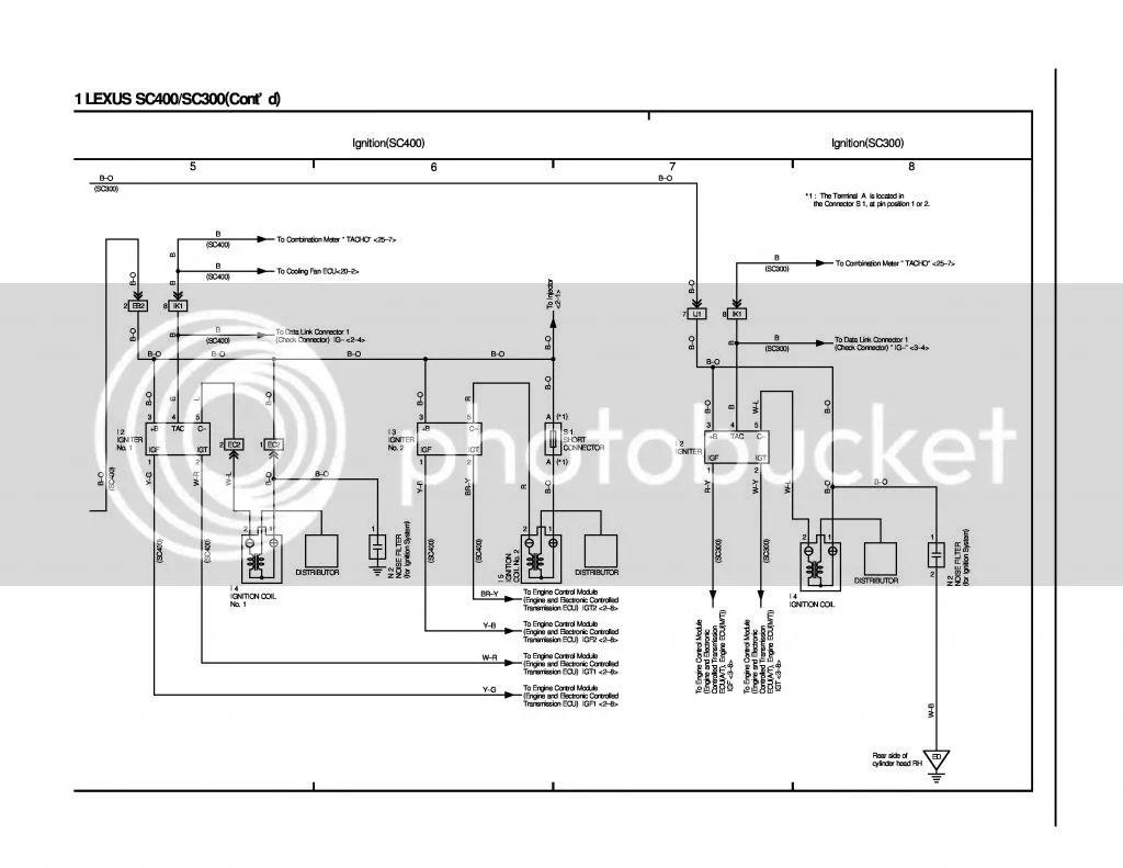 sc400 ground wire diagram